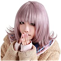 Anogol Hair Cap+Super Dangan Ronpa 2 Chiaki Nanami Cosplay Wig