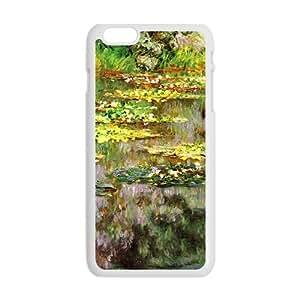 "Green pond scenery Phone Case for iPhone 6 Plus 5.5"" wangjiang maoyi"