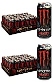 EYMSJFSU Assault, Energy Drink, 16 Ounce, 2 Cases (24 Cans)