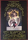 BO DIDDLEY - ORIGINAL 1970 CONCERT POSTER - FILLMORE WEST SF