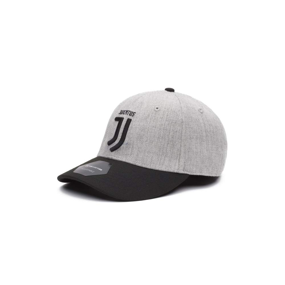 Juventus Grey Baseball HAT Official and Licensed.New