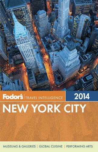 Fodor's New York City 2014 (Full-color Travel Guide)
