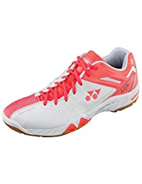 Yonex SHB-SC5 LX Badminton Shoes-coral orange
