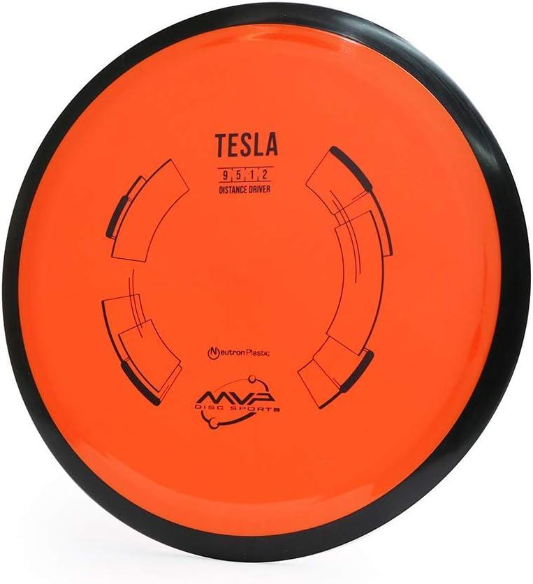 MVP Disc Sports Neutron Tesla Disc Golf Driver