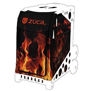 Zuca Blaze Sport Insert Bag (Bag Only) Red Hot Flames Design