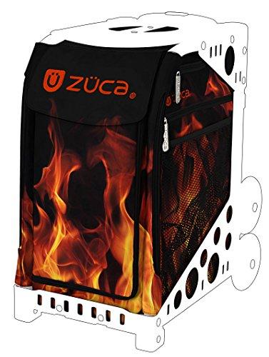 Zuca Blaze Sport Insert Bag (Bag Only) - Red Hot Flames Design by ZUCA