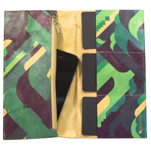 Clutch Da Donna Pianofuzz - Verde