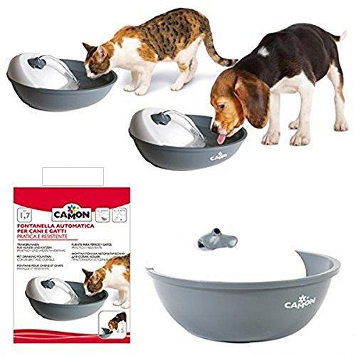5 opinioni per Camon Fontanella automatica per cani e gatti pratica e resistente + OMAGGIO