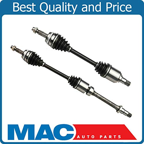 Mac Auto Parts 150351 Front Left & Right CV Axles For 2012-2017 Toyota Camry 2.5L No Hybrid ()