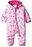 Hatley Baby Girls Mini Winter Bundlers, Little Hearts, 6M-9M
