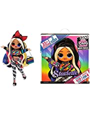 LOL Surprise OMG Movie Magic Starlette Fashion Doll with 25 Surprises Including 2 Fashion Outfits, 3D Glasses, Movie Accessories and Reusable Playset – Great Gift for Girls Ages 4+