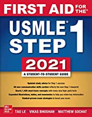 First Aid for the USMLE Step 1 2021, Thirty First Edition