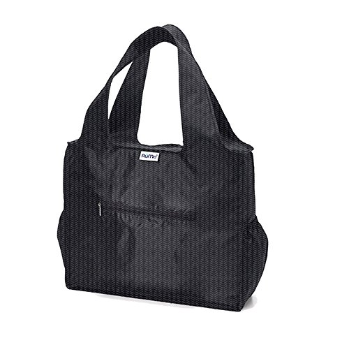 rume-bags-reusable-black-herringbone-the-all-tote-bag