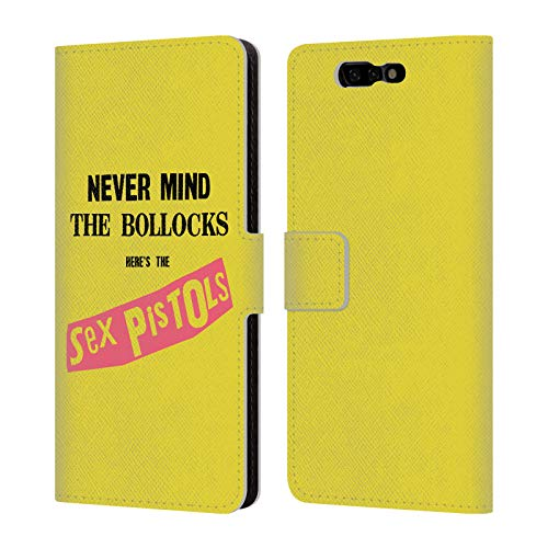 Official Sex Pistols NMTB Album Band Art Leather Book Wallet Case Cover Compatible for Xiaomi Black Shark (Sex Pistols Black Leather)