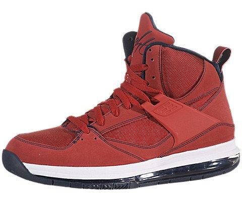 3b22f175314 Galleon - Nike Men's JORDAN FLIGHT 45 HIGH MAX BASKETBALL SHOES 11 (GYM  RED/OBSIDIAN/WHITE)