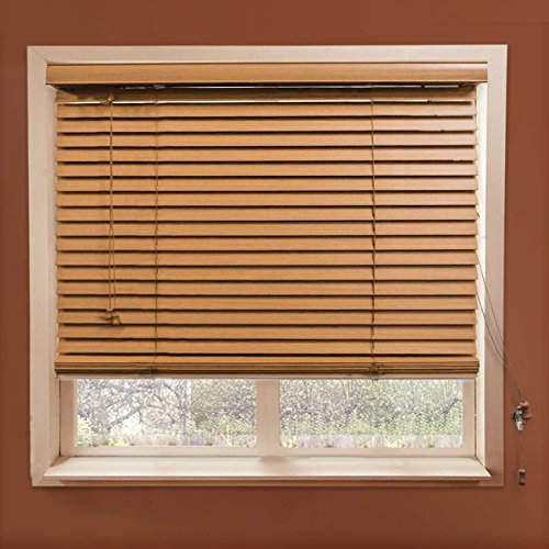 chicology-faux-blind-2-slats-realistic-wood-grain-embossing-horizontal-venetian-23-x-64-simply-brown