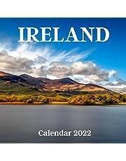 Ireland Calendar 2022: Ireland 2022 Wall Calendar, office Calendar, 18 Months.