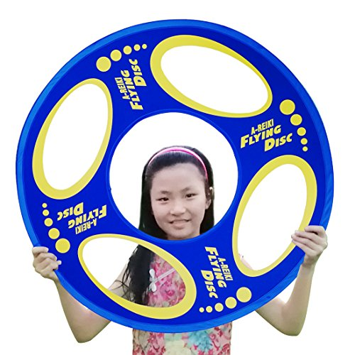 A-REIKI Frisbee for Adult Kids Flying Disc Outdoor Play by A-REIKI