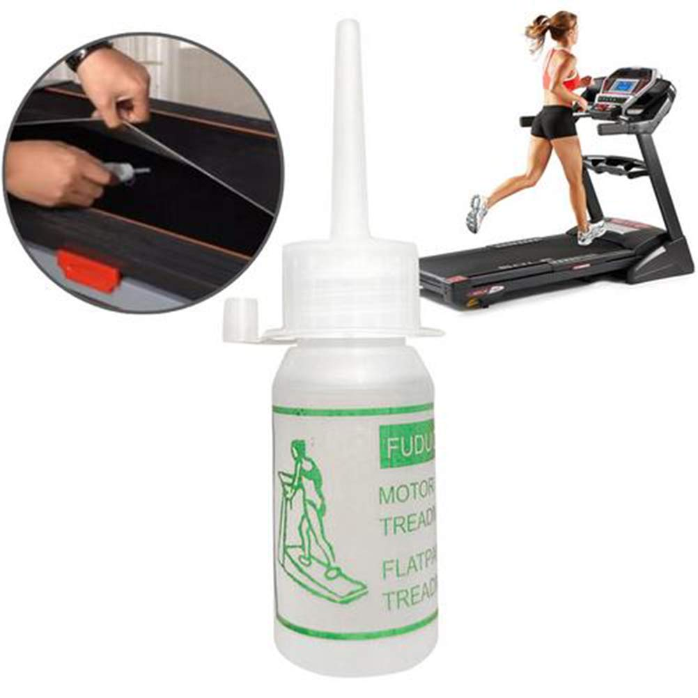 Leikance Treadmill Special Lubricant,Treadmill Maintenance Silicone Oil Running Machine Lubricant 30ML