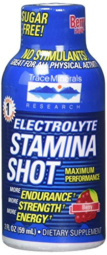 Trace Minerals Electrolyte Stamina Display