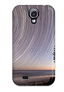 VyIOtue909GnNOg Phone Case With Fashionable Look For Galaxy S4 - Light Vortex In The Sky