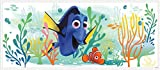 RoomMates RMK3220GM Finding Dory and Nemo Peel and Stick Giant Wall Graphic Picture