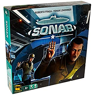 Sonar Game, Multicolor (43227-1996)