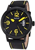 August Steiner Men's ASA812YL Swiss Quartz Bold Military Luminescent Watch