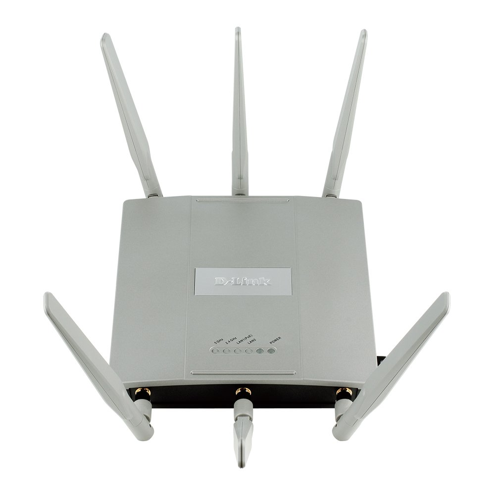 D-Link Systems Wireless AC1750 Simultaneous Dual Band Plenum-Rated PoE Access Point (DAP-2695) by D-Link (Image #2)