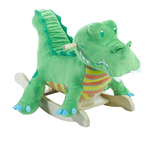 Rockabye Kyle Crocodile Ride On by Rockabye