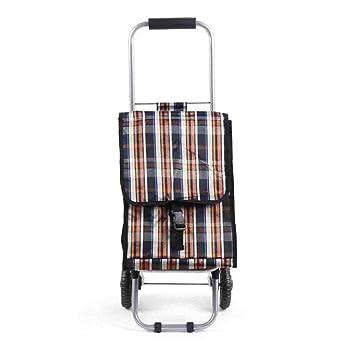 Einkaufstrolley Shoppingtasche Faltbar Einkaufswagen Falt Trolley
