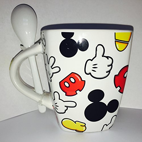 Disney Mickey Mouse Body Parts Mug with ()