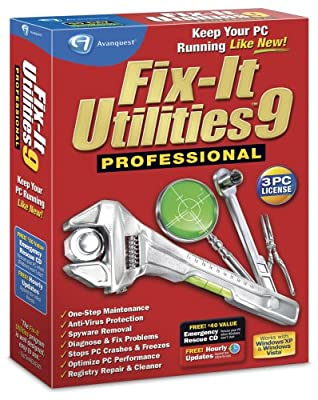 Fix-It Utilities 9 Professional