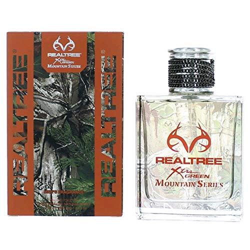 Realtree Mountain Series for Him 3.4oz EDT Spray