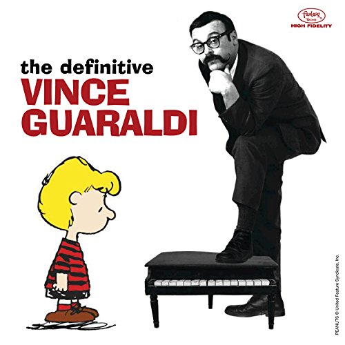 The Definitive Vince Guaraldi (Best Of Vince Guaraldi)