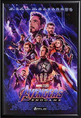 Avengers Endgame Movie Poster, US Regular Version, Framed - Movie Poster Framed