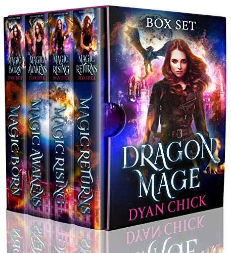 Dragon Mage: The Complete Series: Books 1 - - Dragon Chick