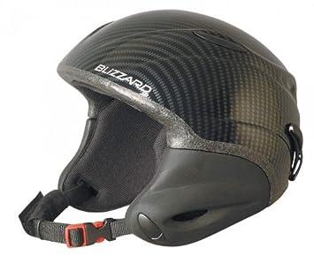 Blizzard profesional casco estrellas para esquí y snowboard carbono talla S/M (49 –