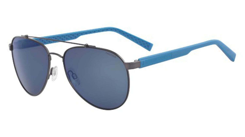 Sunglasses NAUTICA N 5131 S 044 MATTE GUNMETAL//NAVY