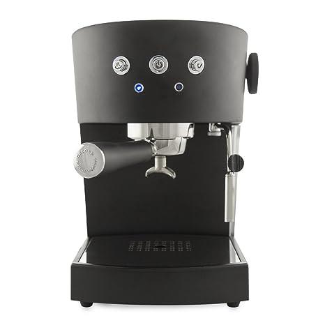 Amazon.com: Ascaso Basic Negro V2.0 Espresso machine ...