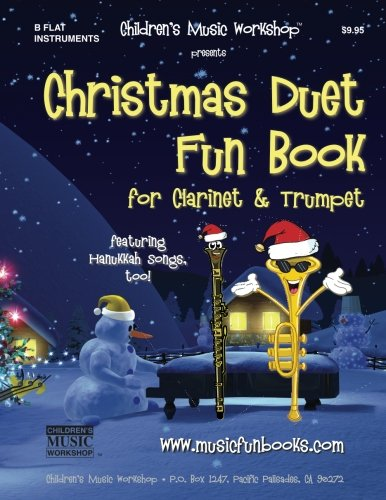 Christmas Clarinet Classical (Christmas Duet Fun Book for Clarinet & Trumpet)