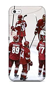 Tpu Shockproof/dirt-proof Phoenix Coyotes Hockey Nhl (75) Cover Case For Iphone(6 (4.5))