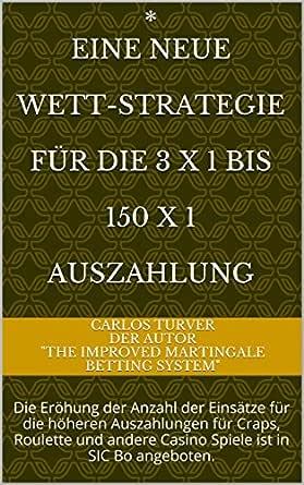 Wett Strategie