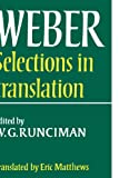 img - for Max Weber: Selections in Translation book / textbook / text book