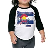 SH-rong Someone In Colorado Loves Me Toddler Custom Tshirt