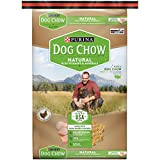 Purina Dog Chow Natural Plus Vitamins & Minerals Dog Food, 16.5 lb. Bag