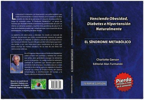 Terapia Gerson para Obesidad, Diabetes e Hipertensión (Spanish Edition)