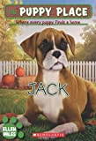 Jack (The Puppy Place #17)