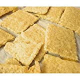 Low Carb Cracker Thins - Fresh Baked - LC Foods - All Natural - Gluten Free - No Sugar - High Protein - Diabetic Friendly - Low Carb Crackers - 7.58 oz