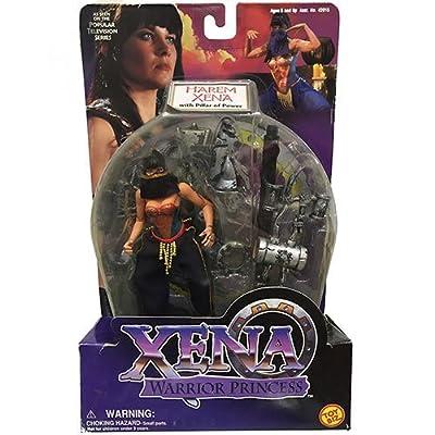 Xena: Warrior Princess Harem Xena Action Figure: Toys & Games